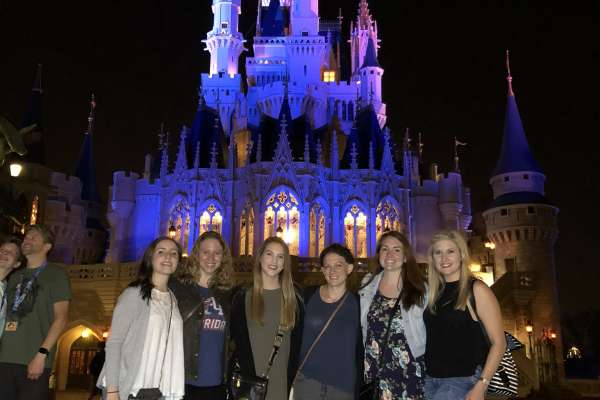 Exploring Disney